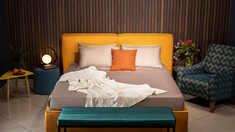Кровати Бергамо